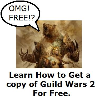guild wars 2 for free guide